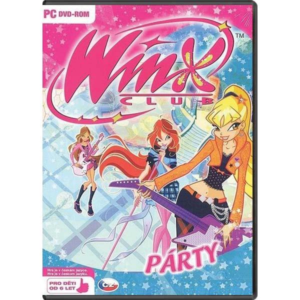 WinX Club: Párty CZ