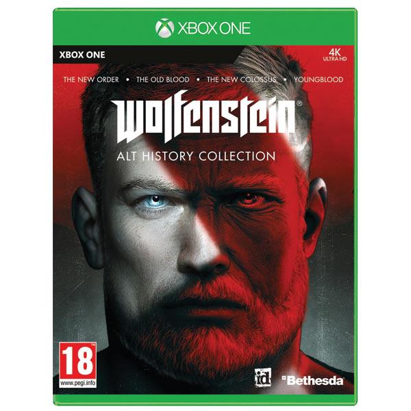 Wolfenstein (Alternative History Pack) XBOX ONE