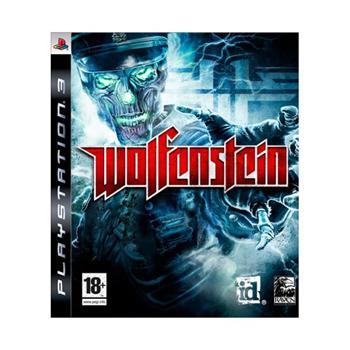 Wolfenstein PS3 - BAZÁR (použitý tovar)