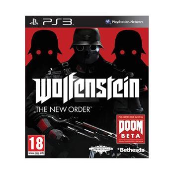 Wolfenstein: The New Order [PS3] - BAZÁR (použitý tovar)