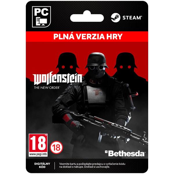 Wolfenstein: The New Order [Steam]