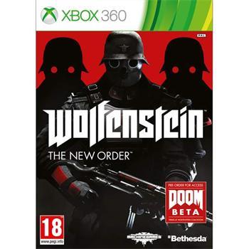 Wolfenstein: The New Order [XBOX 360] - BAZÁR (použitý tovar)