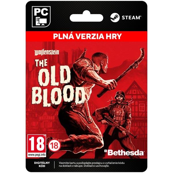 Wolfenstein: The Old Blood [Steam]