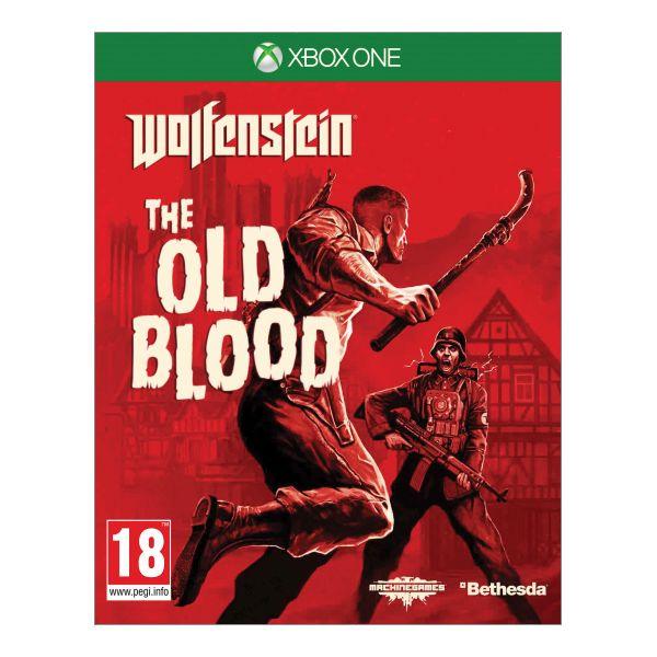 Wolfenstein: The Old Blood [XBOX ONE] - BAZÁR (použitý tovar)