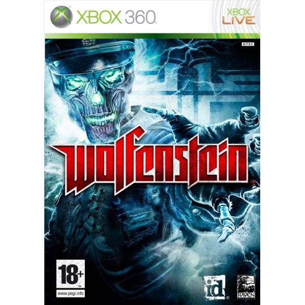 Wolfenstein [XBOX 360] - BAZÁR (použitý tovar)
