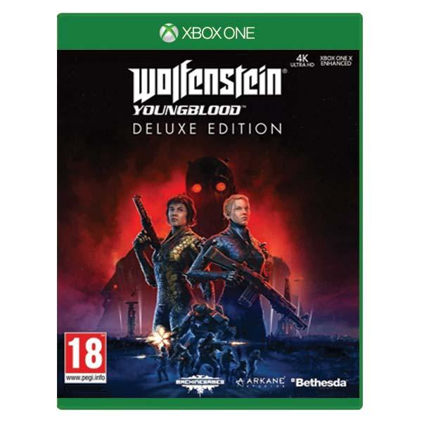 Wolfenstein: Youngblood  [XBOX ONE] - BAZÁR (použitý tovar)