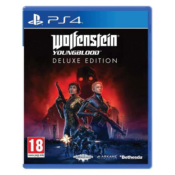 Wolfenstein: Youngblood  [PS4] - BAZÁR (použitý tovar)
