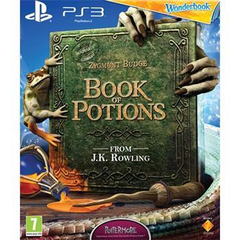 Wonderbook: Book of Potions CZ + Sony PlayStation Move Starter Pack [PS3] - BAZÁR (použitý tovar)