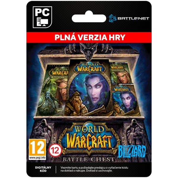 World of Warcraft Battle Chest + 30 dní [Battle.net]