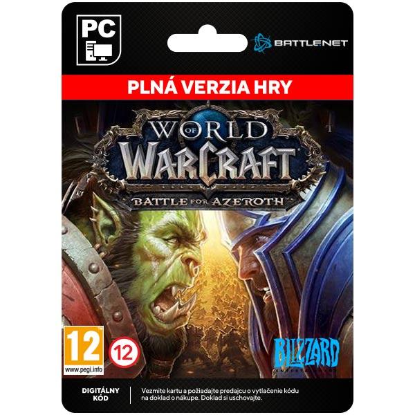 World of WarCraft: Battle for Azeroth [Battle.net]