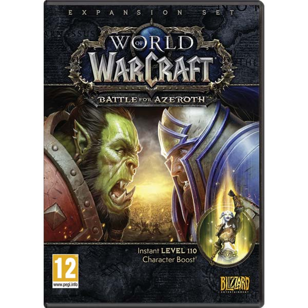 World of WarCraft: Battle for Azeroth PC CD-key