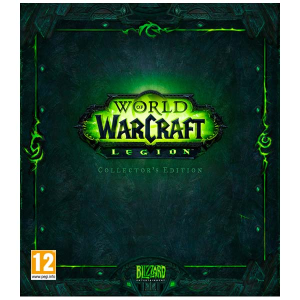 World of WarCraft: Legion Collector's Edition