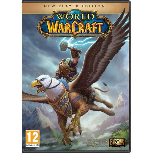World of WarCraft (New Player Edition) PC CD-key