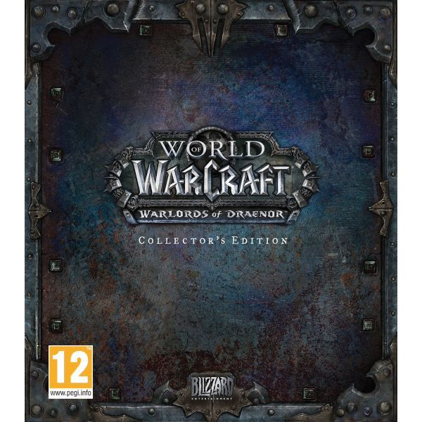 World of WarCraft: Warlords of Draenor (Collector�s Edition)