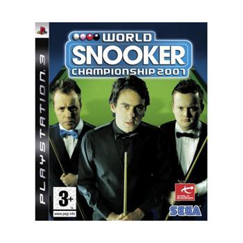 World Snooker Championship 2007 [PS3] - BAZÁR (použitý tovar)
