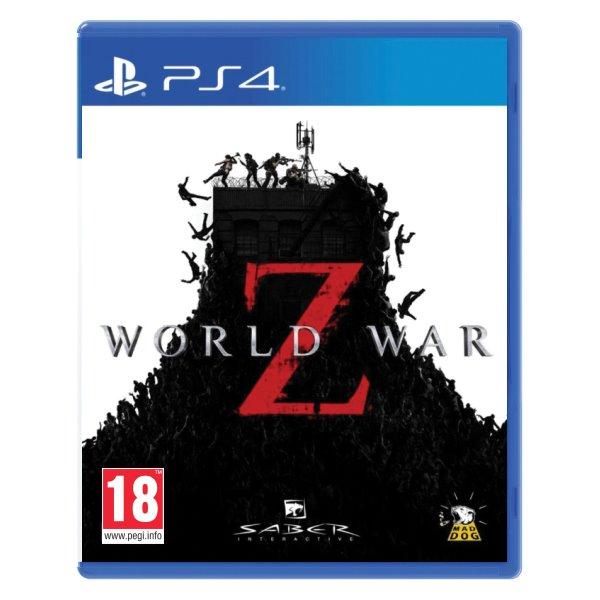 World War Z [PS4] - BAZÁR (použitý tovar)