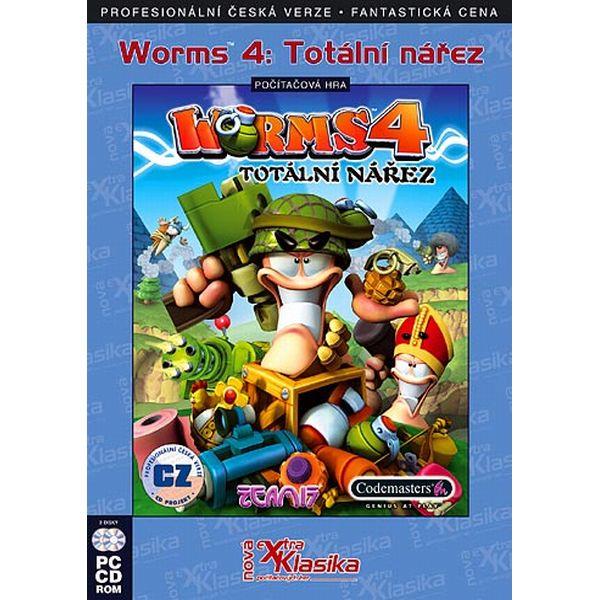 Worms 4: Totálny nárez CZ PC