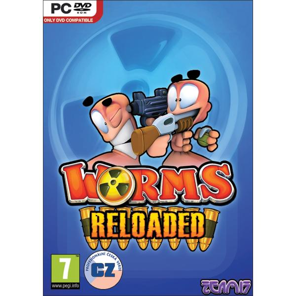 Worms: Reloaded CZ