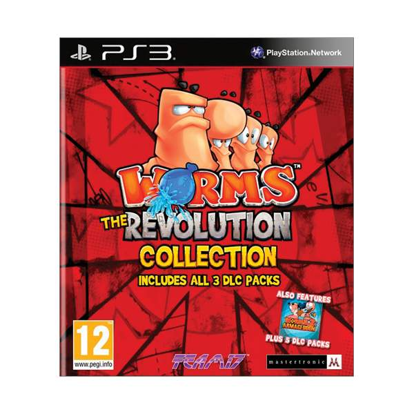 Worms (The Revolution Collection)