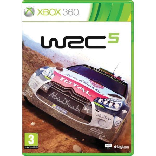 WRC 5 XBOX 360