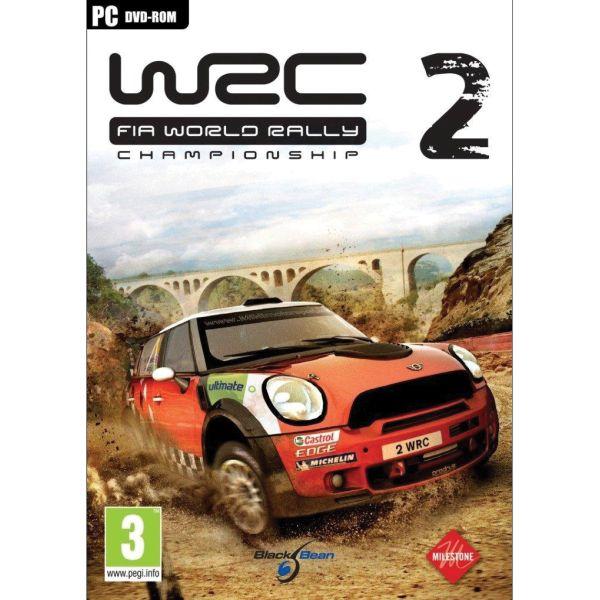 WRC: FIA World Rally Championship 2 PC