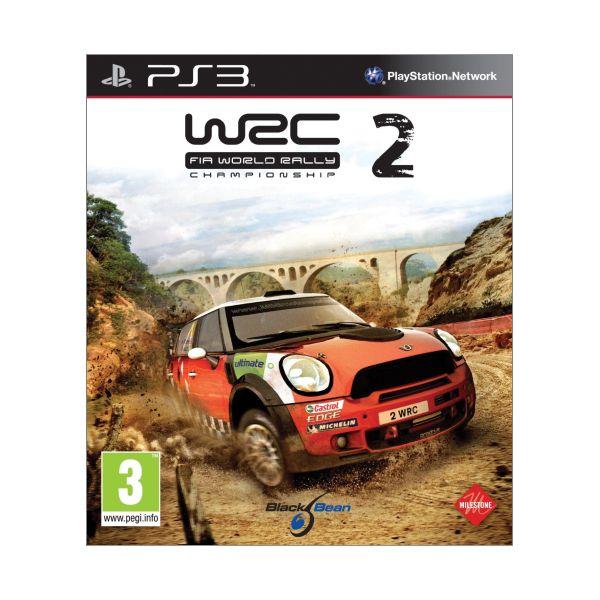 WRC: FIA World Rally Championship 2 PS3