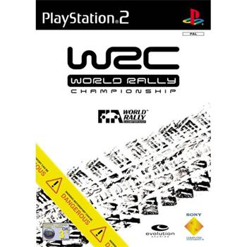WRC: World Rally Championship [PS2] - BAZ�R (pou�it� tovar)