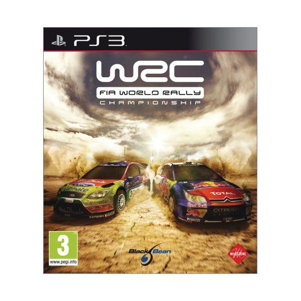 WRC: World Rally Championship PS3 - BAZÁR (použitý tovar)