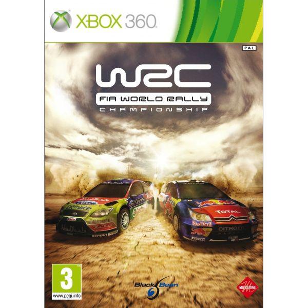 WRC: World Rally Championship XBOX 360