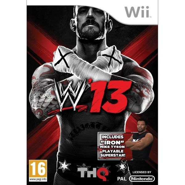 WWE �13 (Mike Tyson Edition)