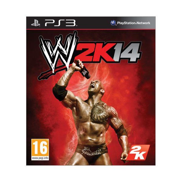 WWE 2K14 [PS3] - BAZÁR (použitý tovar)
