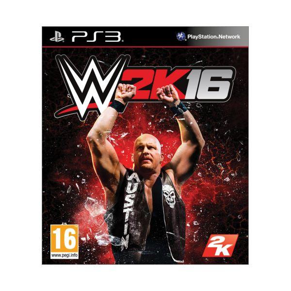 WWE 2K16 [PS3] - BAZÁR (použitý tovar)