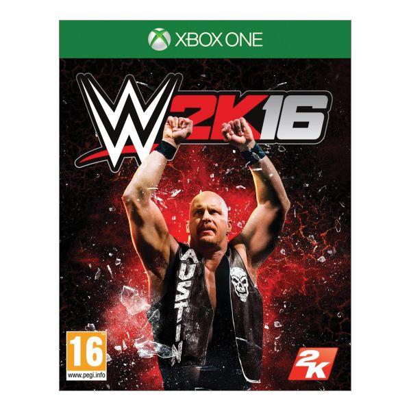 WWE 2K16 [XBOX ONE] - BAZÁR (použitý tovar)