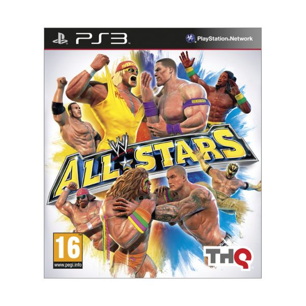 WWE All Stars [PS3] - BAZÁR (použitý tovar)
