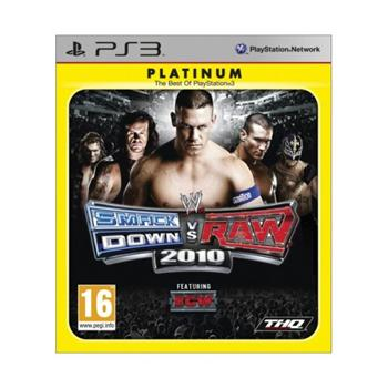 WWE SmackDown! vs. Raw 2010 [PS3] - BAZ�R (pou�it� tovar)
