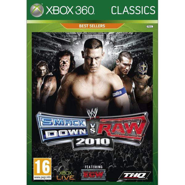 WWE SmackDown! vs. Raw 2010 [XBOX 360] - BAZÁR (použitý tovar)