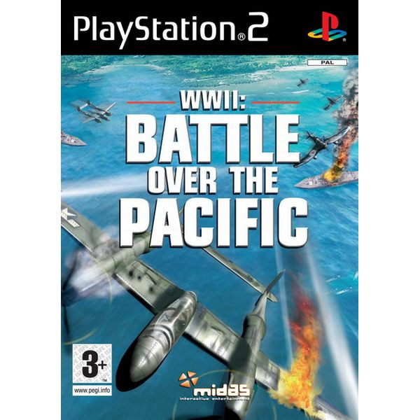 WWII: Battle over the Pacific [PS2] - BAZ�R (pou�it� tovar)