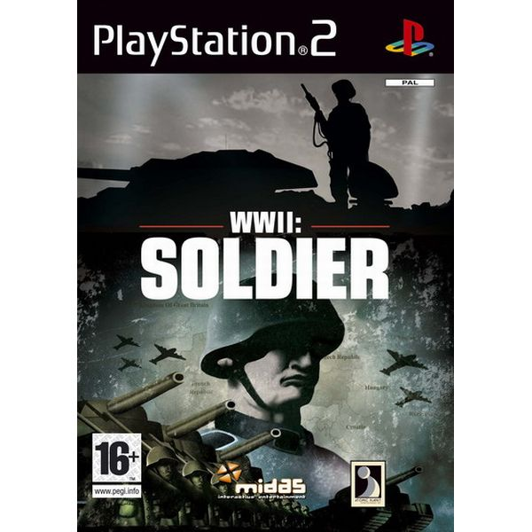 WWII: Soldier