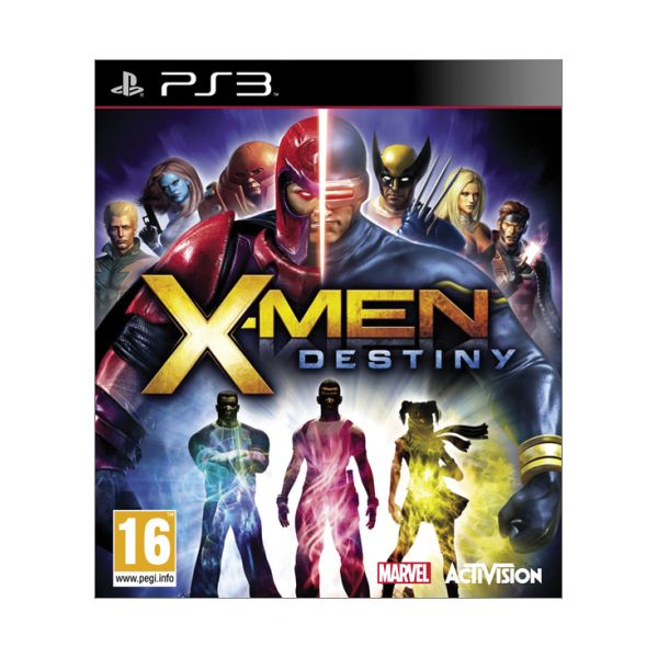 X-Men: Destiny [PS3] - BAZÁR (použitý tovar)