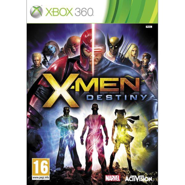 X-Men: Destiny [XBOX 360] - BAZÁR (použitý tovar)