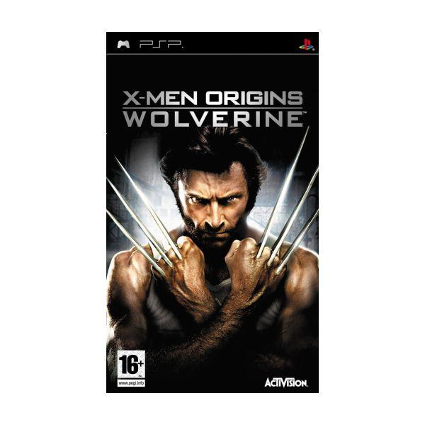 X-Men Origins: Wolverine [PSP] - BAZÁR (použitý tovar)