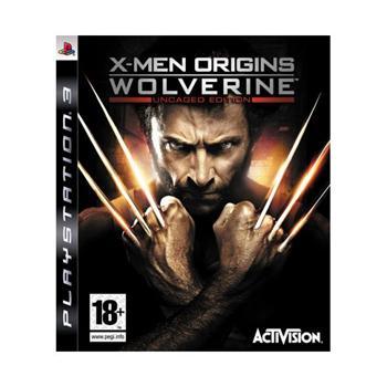 X-Men Origins: Wolverine (Uncaged Edition) [PS3] - BAZÁR (použitý tovar)