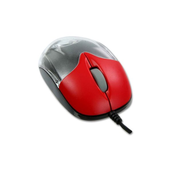 X-TENSIONS Ultra Mini Mouse Red Glow