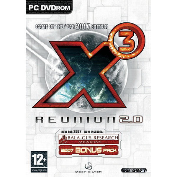 X3: Reunion 2.0 (Game of the Year 2007 Edition)