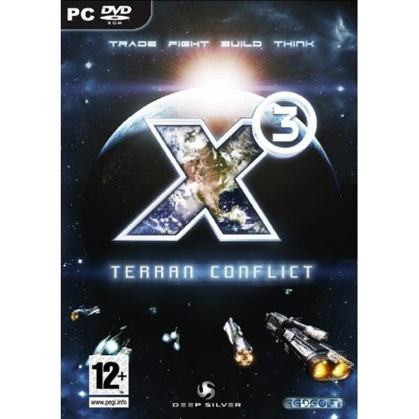 X3: Terran Conflict CZ