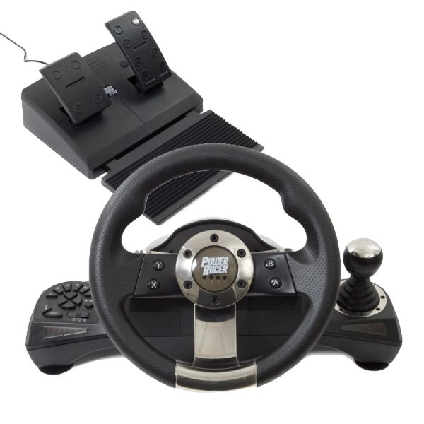 Xbox 360 Power Racer 270 Wireless Racing Wheel