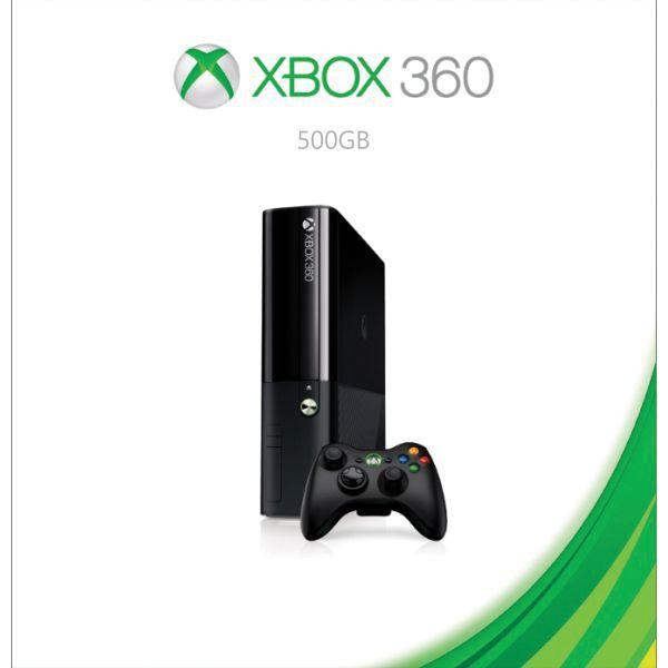 Xbox 360 Premium E 500GB N3V-00030