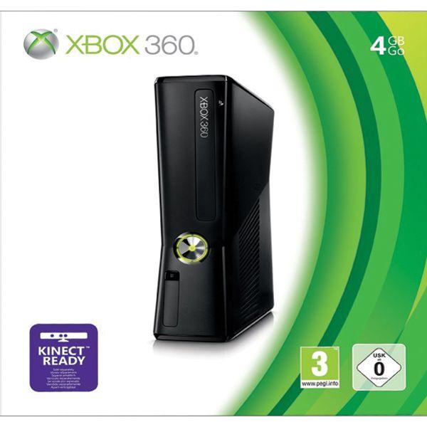Xbox 360 Premium S 4GB RKB-00010