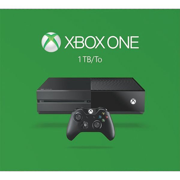 Xbox One 1TB - BAZÁR (použitý tovar , zmluvná záruka 12 mesiacov)