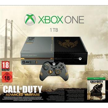 Xbox One 1TB (Call of Duty: Advanced Warfare Limited Edition) - Použitý tovar, zmluvná záruka 12 mesiacov
